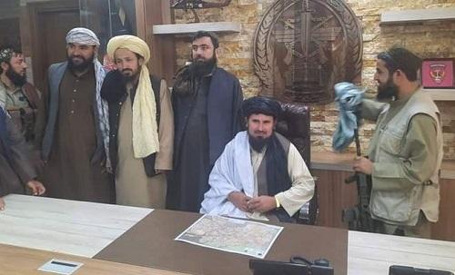 نئے افغان آرمی چیف نے عہدے کا چارج سنبھال لیا