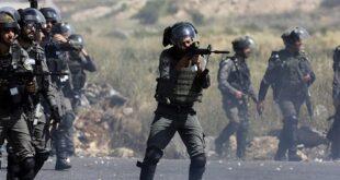 مقبوضہ مغربی کنارے میں اسرائیلی فوج کی فائرنگ سے 4 فلسطینی شہید
