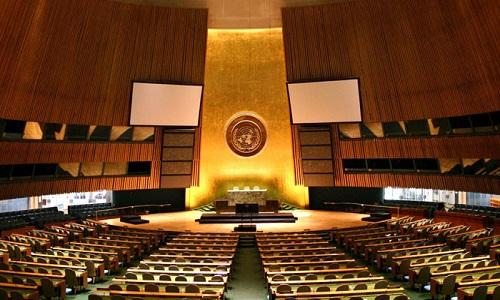 اقوام متحدہ کی جنرل اسمبلی اجلاس میں افغانستان اور میانمار کے نمائندے خطاب نہیں کر سکیں گے