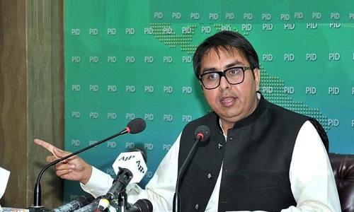 اپوزیشن پاکستان میڈیا ڈویلپمنٹ اتھارٹی بل پر سیاست کر رہی ہے، ڈاکٹر شہباز گل
