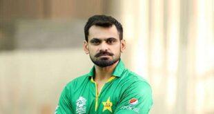 محمد حفیظ نیشنل ٹی ٹوئنٹی کپ سے دستبردار ہو گئے
