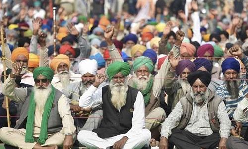 بھارت، لاکھوں کسان متناعہ زرعی قوانین کیخلاف آج ہڑتال کر رہے ہیں