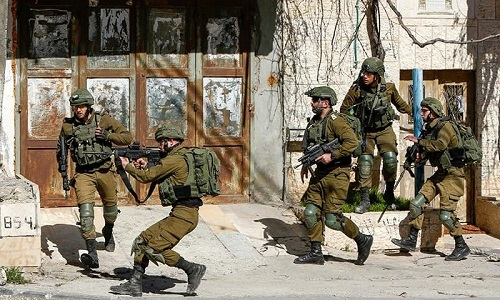 مغربی پٹی میں اسرائیلی فورسز اور حماس کے درمیان تصادم،5 فلسطینی جاں بحق