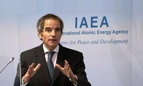 بین الاقوامی جوہری توانائی ایجنسی جاپان میں جوہری آلودہ پانی کا جائرہ لے گی