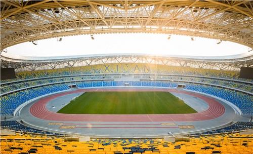 چین کی چودہویں قومی گیمز کی افتتاحی تقریب شی آن شہر میں منعقد ہو گی