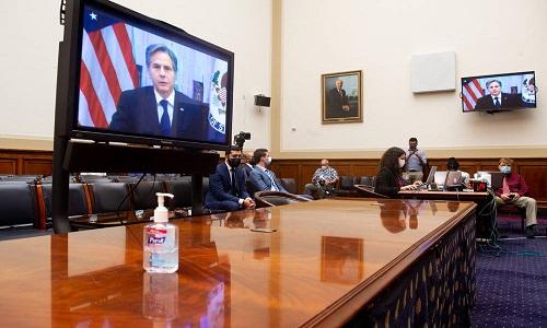افغان مسئلے پر امریکی کانگریس کی سماعت