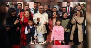 پاک چین سفارتی تعلقات کو 70سال مکمل، بیجنگ میں پاکستانی سفارتخانے میں خصوصی تقریب کا اہتمام