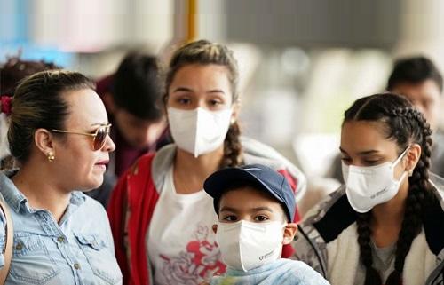 دنیا بھر میں کرونا وائرس کے کیسز کی تعداد 23 کروڑ 90 لاکھ سے متجاوز