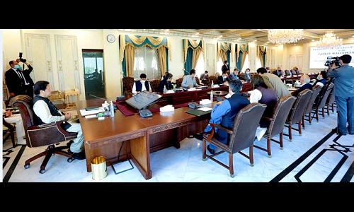 گلگت بلتستان کے لیے تاریخی پانچ سالہ ترقیاتی پیکیج پر عمل درآمد شروع ہو چکا ہے، وزیراعظم عمران خان