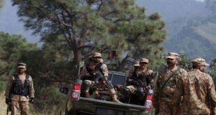 بلوچستان میں سیکیورٹی فورسز کی کارروائی، 6 دہشتگرد ہلاک