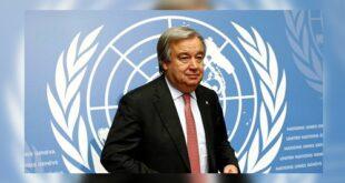 """اقوام متحدہ میں عوامی جمہوریہ چین کی قانونی نشست کی بحالی """"یوم انصاف"""" ہے، سیکرٹری جنرل اقوام متحدہ"""