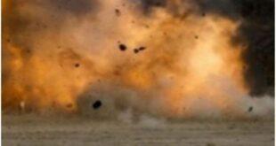 کوئٹہ سریاب روڈ پر بلوچستان یونیورسٹی کے قریب دھماکا، ایک پولیس اہلکار شہید