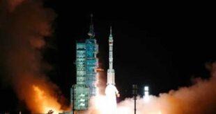 چین نے مصنوعی سیارہ لانگ مارچ ۔ تھری بی کے ذریعے خلاء کی جانب روانہ کر دیا