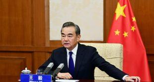 جاپان تائیوان کے حوالے سے اپنی حد عبور نہ کرے ، چینی وزیر خارجہ
